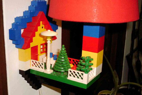 Lego designerlampen thomas westendorff - Lego kinderzimmer ...